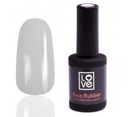 base rubber clear