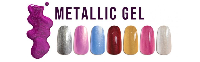 Gel Metallic | Goldnail