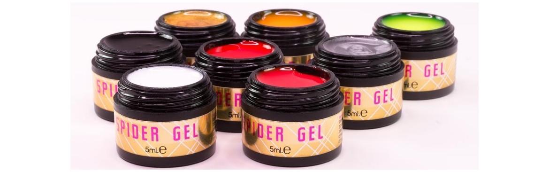 Gel Spider | Goldnail